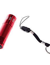 Yao Hao 9 Lights Mini Flashlight Torch