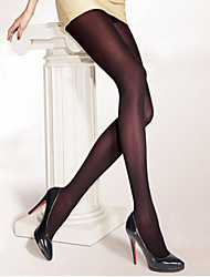 Women Two Different Ways of Wearing Pantyhose