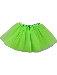 Kid's Skirt , Cotton Vintage / Cute / Party KT