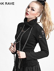 Damen Pullover  -  Sexy Wolle / Acryl Medium Langarm
