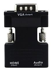 HDMI et un adaptateur audio tovga