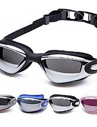 contra gafas de natación niebla recubrimiento niños nadar gafas de hombres mujeres niños anteojos gafas ajustables