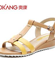 Aokang® Women's Leatherette Sandals - 132823344