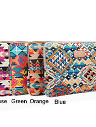 LISEN 10'' 11'' 12'' Diamond Pattern Protective Sleeve Laptop Computer Bag