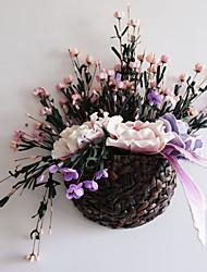 Mousse de polystyrène / Others Pivoines Fleurs artificielles