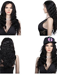 Premierwigs New 8A 8''-26'' Natural Wave Brazilian Virgin Glueless Full Lace Human Hair Wigs Glueless Lace Front Wigs