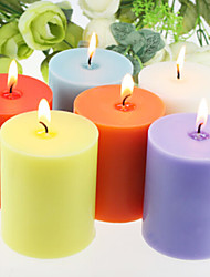 Eurooean Fragrant Valentine's Birthday Candle for Wedding Party Confession(1pc)