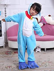 Men And Women Baby Doraemon Cartoon Sleeper Suit Children's Clothes Household To Take