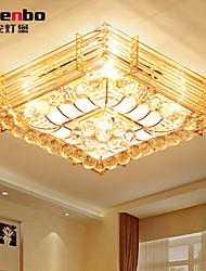 Top Quality Modern LED Crsytal Ceiling Lights With Crystal Balls For Living Room Lighting (ADB2623-50)