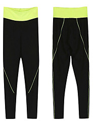 Women's Running Pants/Trousers/Overtrousers Leggings Bottoms Compression Lightweight Materials Sweat-wickingSpring Summer Fall/Autumn