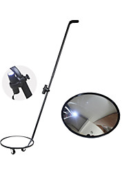 dearroad sicurezza tipo telescopico controllo auto autoveicolo specchio ispezione