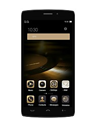 "HOMTOM HT7 5.5 "" Android 5.1 Smartphone 3G (Due SIM Dual Core 2 MP 1GB + 8 GB Nero / Bianco)"