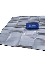 Tappetino da picnic - Antiumidità - di PVC - Argento