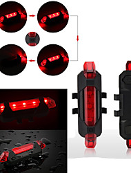 Bike Lights / Lanterns & Tent Lights / Rear Bike Light / Safety Lights LED - Cycling Impact Resistant / Easy Carrying 16340 / Other 400