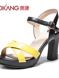 Aokang® Women's Leatherette Sandals
