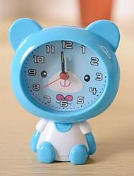 RT Cartoon Bear The Alarm Clock