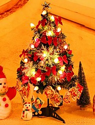 60CM Glisten Christmas Trees(Include 45PCS Christmas Decoration)