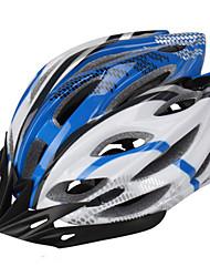 Capacete ( Branco / Rosa / Preto / Others , PC / EPS / PVC ) - Montanha / Esportes - Unisexo 22 AberturasCiclismo de Montanha / Ciclismo