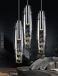 MAX 30W Lámparas Colgantes ,  Moderno / Contemporáneo Galvanizado Característica for Mini Estilo MetalSala de estar / Dormitorio /