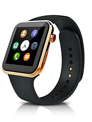 Smart Watch A9 with Heart Rate for Apple iPhone 5 5S 6 Plus Samsung Huawei HTC Android Smart Phone
