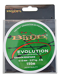 150M / 165 Yards Monofilament 0.12mm-0.50mm For Sea Fishing Abrasion Resistance, The Next Generation of Fishing Line.