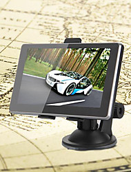 "Car 5"" Touch Screen FM GPS Navigation RAM 128MB MTK 4GB + America US Map"