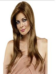 The Fashion High Quality Golden Brown Hair Straight Hair Wigs