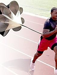 augmenter la résistance au vent parachute parapluie pour le sprint tableau de bord en cours d'exécution