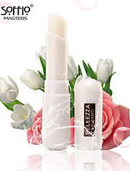 Soffio Moisture And Silky Moisturizing Lip Balm Lip Balm Colorless Lasting Moisture Replenishment