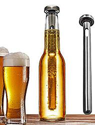 Varilla de palo de la botella de cerveza -partido palo enfriador de cerveza / home enfriador 2-pack