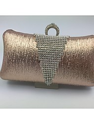 Women Other Leather Type Formal Evening Bag Pink / Gold / Silver / Gray