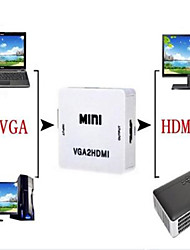 VGA vers HDMI 1080p