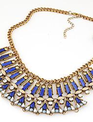 European Style Fashion Metal Luxury Temperament  Necklace