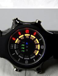 Creative Fashion Matador Table LED Electronic Watch