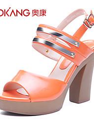 Aokang® Women's Leatherette Sandals - 132825150