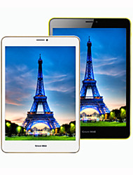Grand Mur 8 pouces Android 4.4 Tablette (Quad Core 1024*768 1GB + 8Go)