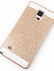 Für Samsung Galaxy Note Muster Hülle Rückseitenabdeckung Hülle Glänzender Schein PC Samsung Note 5 / Note 4 / Note 3