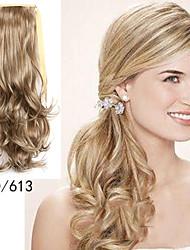venta caliente # 613 extensiones de pelo de cola de caballo precio más barato y estilo encantador