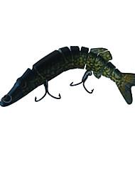 """Poissons nageur/Leurre dur / leurres de pêche Poissons nageur/Leurre dur 1 pcs , 20 g / 3/4 Once , 125 mm / 4-3/4"""" pouce Vert foncé"""