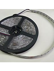 z®zdm 5м 300pcs SMD5050 привело 20 ключей семь звуковых цвета привело дистанционного управления RGB полосы IP44