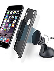 Phone Holder Stand Mount Car Windshield Magnetic Plastic for Mobile Phone