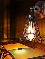 LED Candelabro de pared,Rústico/ Campestre Metal