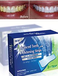 28pcs Teeth Whitening Strips | Lovely Smile Professional Quality - Teeth Whitening Kit - Advanced No Slip Technology