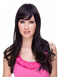 New Stylish Natural Color Wig Sale To Eurepean  Syntheic  Hair Wigs