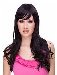 nueva venta elegante peluca de color natural a Eurepean pelucas de cabello syntheic