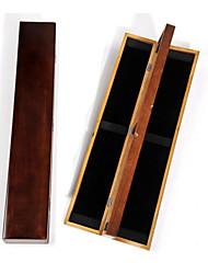 caixa de madeira pesca Fulang pisos duplos caixa de linha FB44