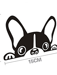 Funny Dogs Car Sticker Car Window Wall Decal Car Styling