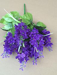 Polyester Hyacinth Fleurs artificielles