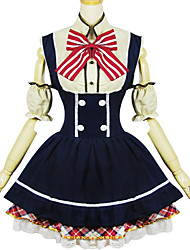Inspired by Love Live Rin Hoshizora Cosplay Costumes
