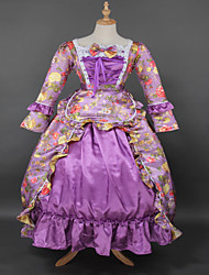 Steampunk®Top SALE Rococo Purple Lolita Gothic Prom Marie Antoinette Dress Wholesalelolita Evening Dress
